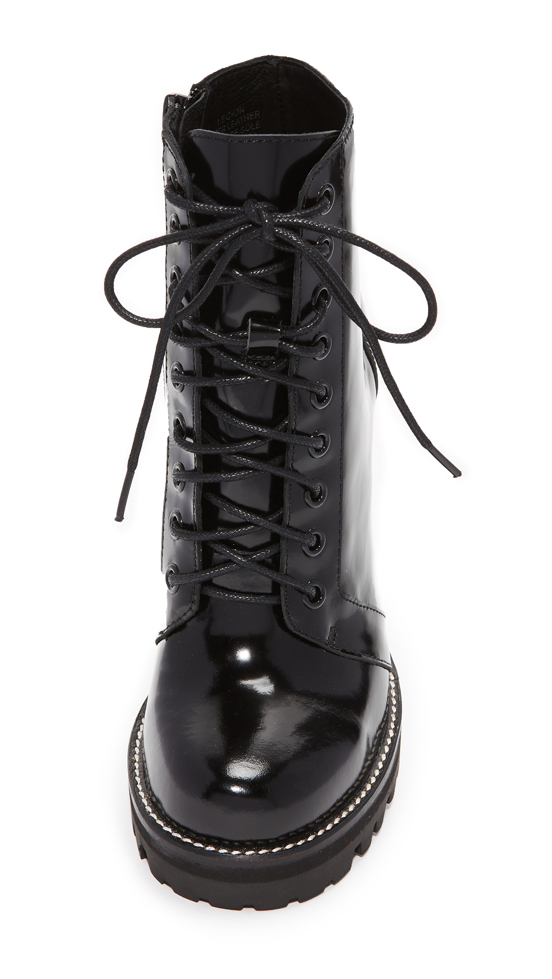 e0822a4df707 Jeffrey Campbell Legion Lace Up High Heel Booties