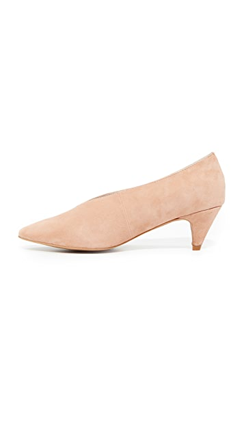 Jeffrey Campbell Carla Low Heel Pumps