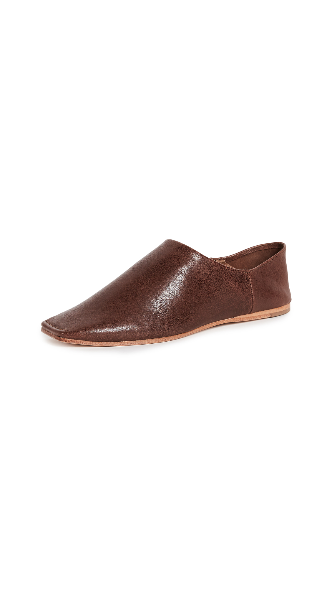 Jeffrey Campbell Zoltar Flats - Brown