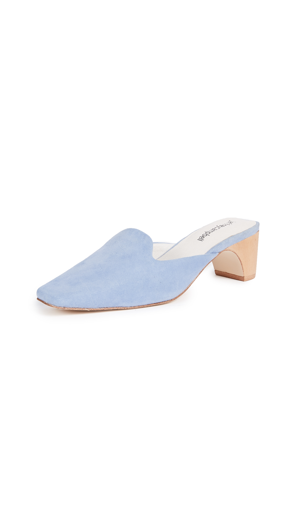 Jeffrey Campbell Jenae Mules - Light Blue