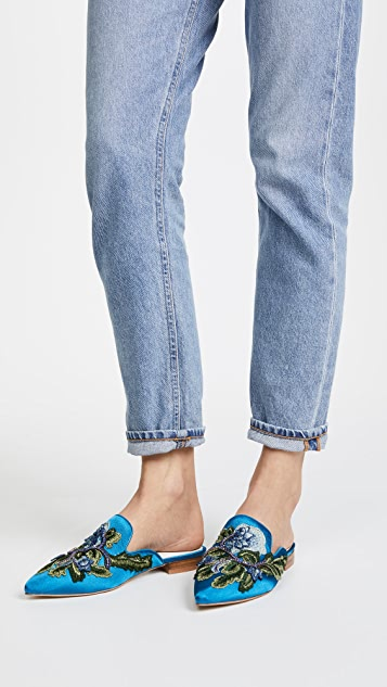 Jeffrey Campbell Claes Point Toe Mules