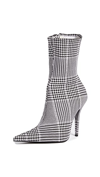 Jeffrey Campbell Vedette Point Toe Boots at Shopbop