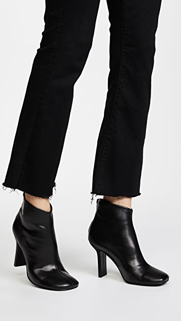 Jeffrey Campbell Obey Ankle Boots