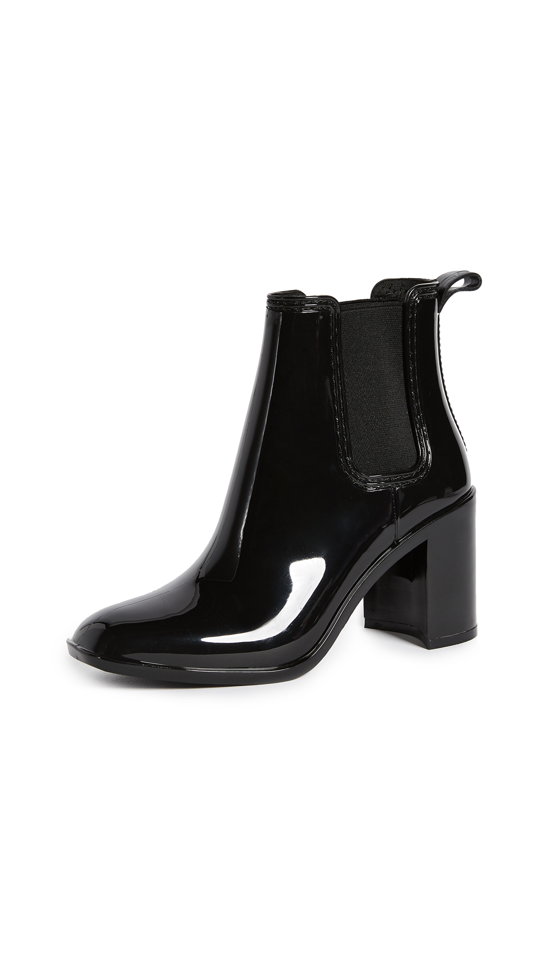 Jeffrey Campbell Hurricane Rain Booties - Black