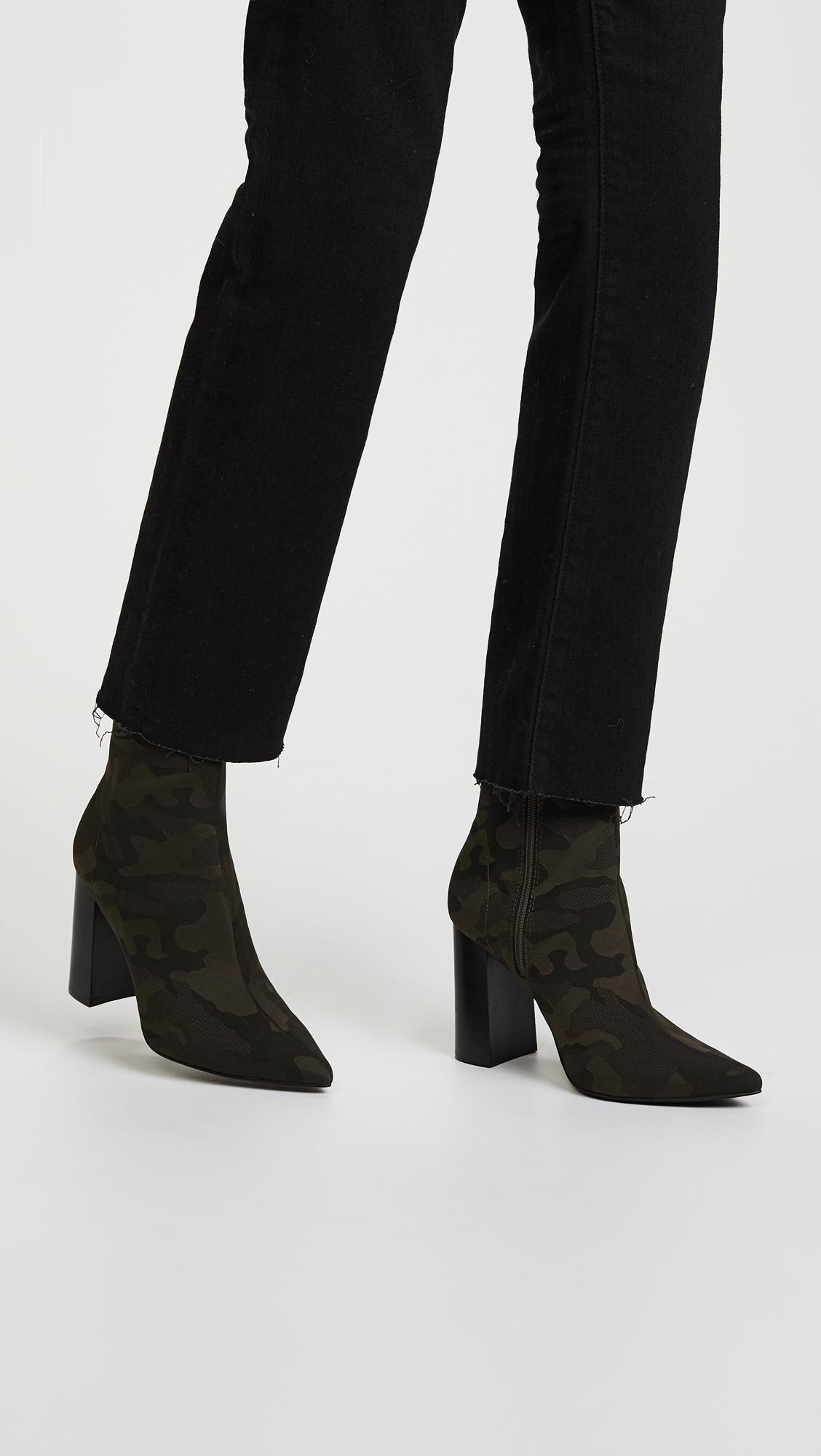 a399e65f86e8b Jeffrey Campbell Siren Block Heel Ankle Booties | SHOPBOP