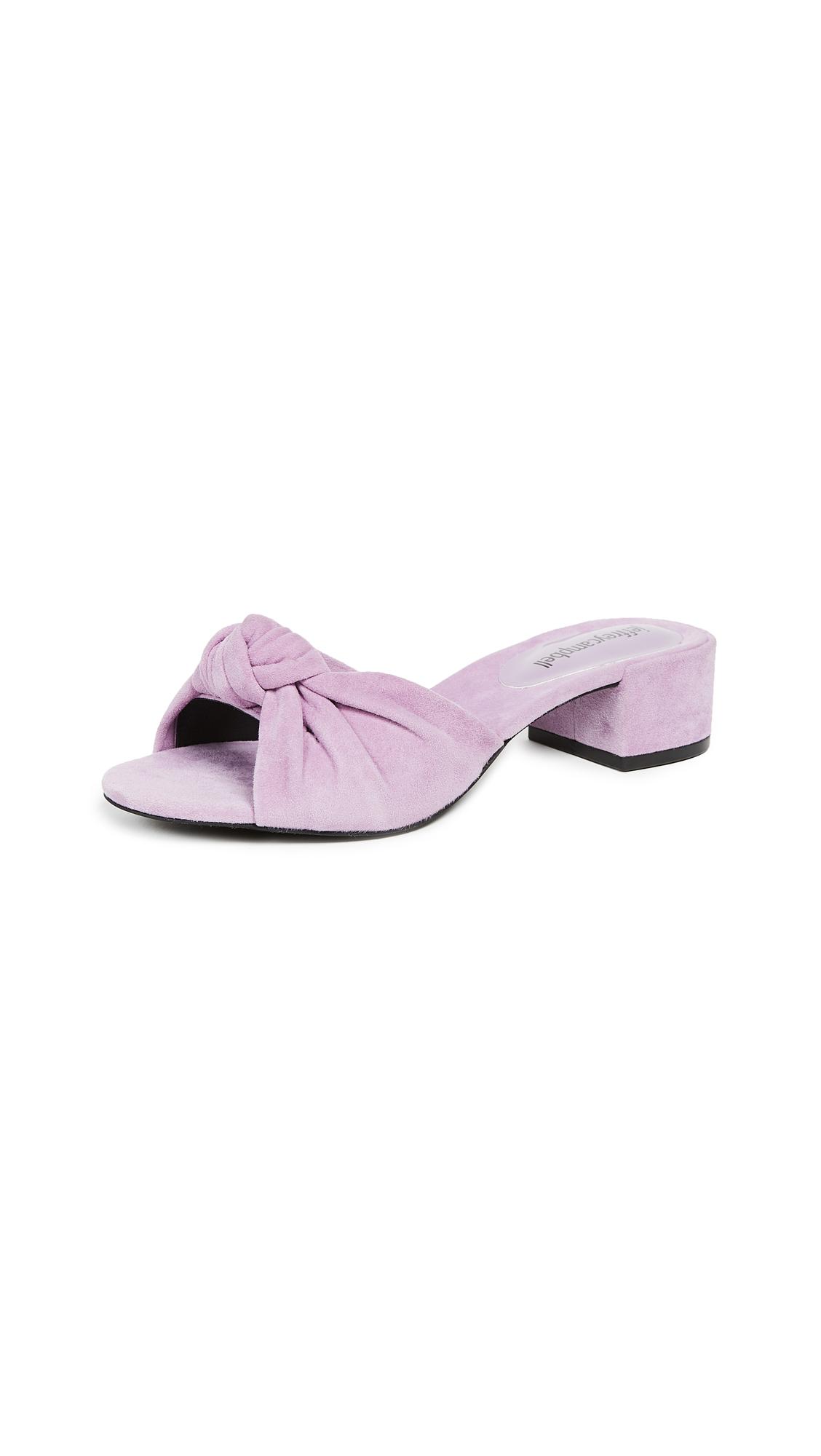 Jeffrey Campbell Beaton Slides - Lilac