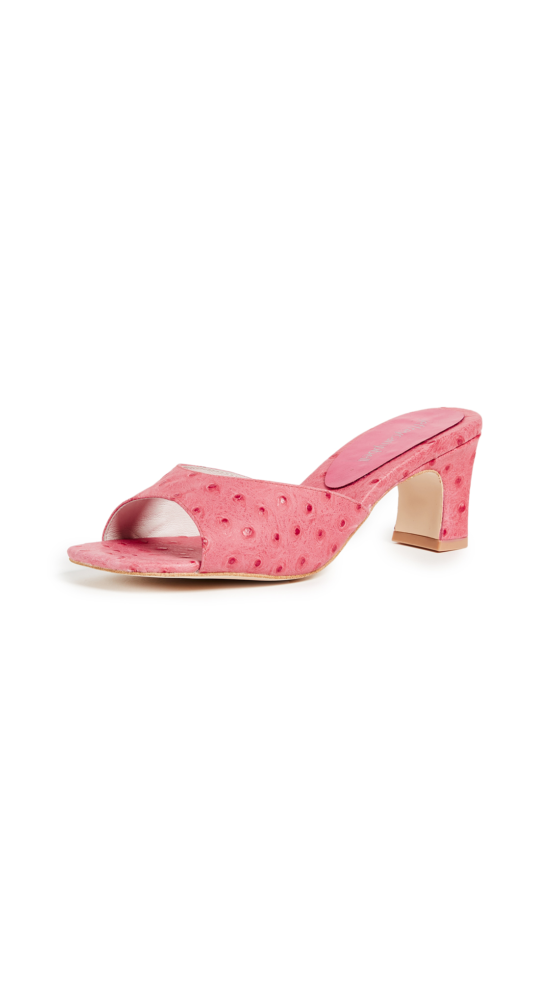 Jeffrey Campbell Honey Slides - Pink