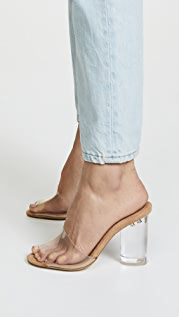 Jeffrey Campbell Minuit PVC Sandals
