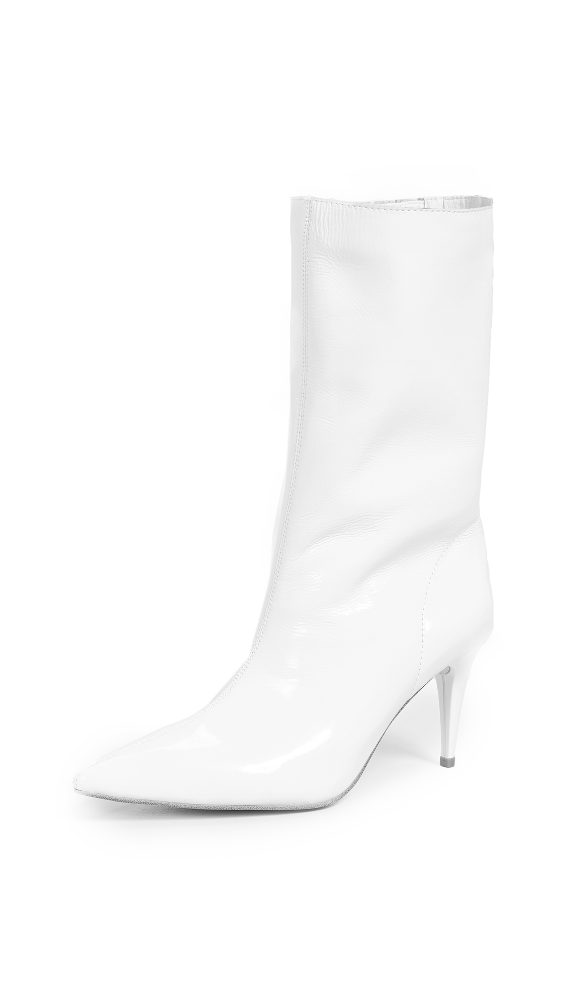 Jeffrey Campbell Pixies Mid Shaft Boots