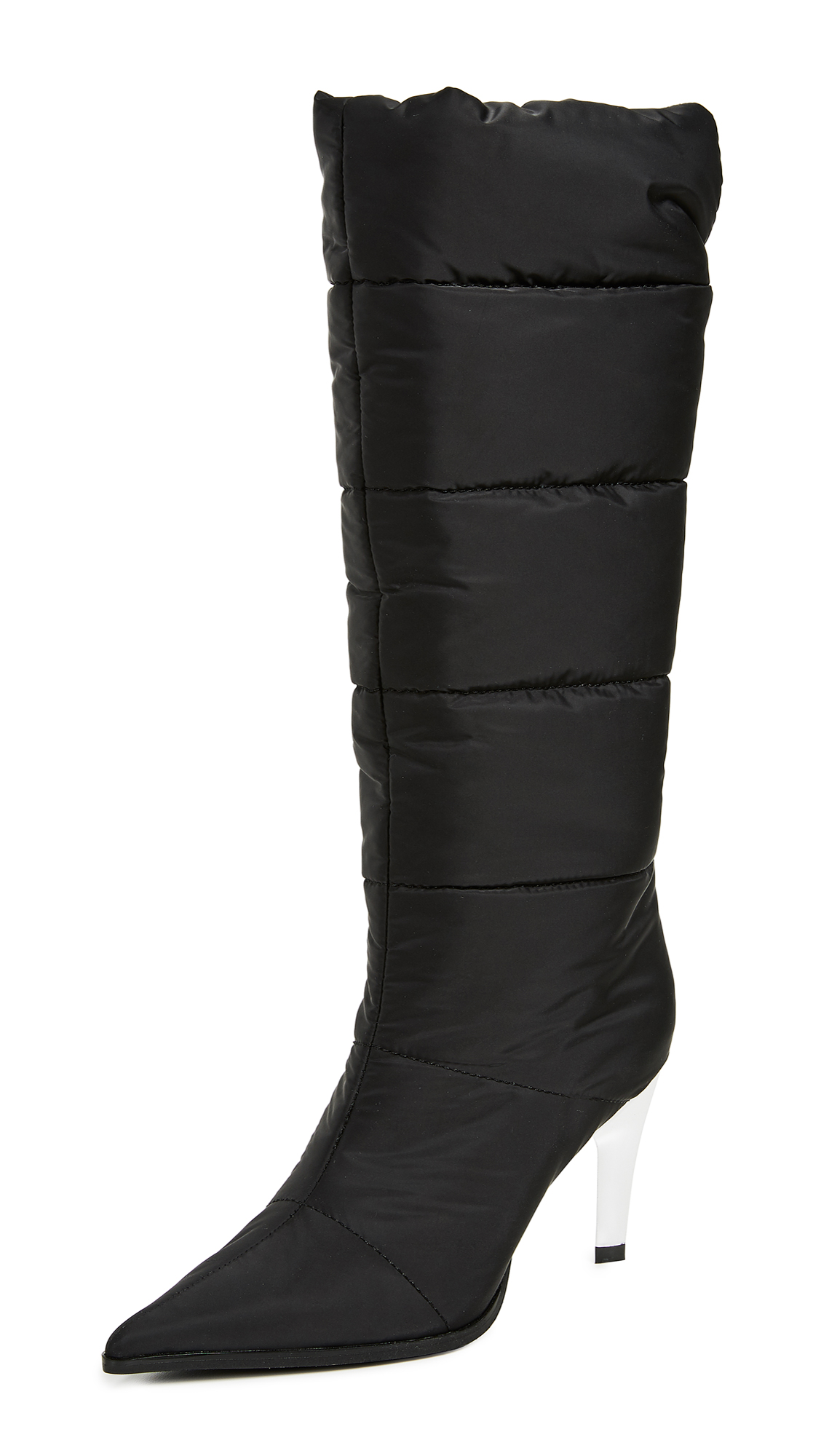 Photo of Jeffrey Campbell Apris Puffer Boots online shoes sales