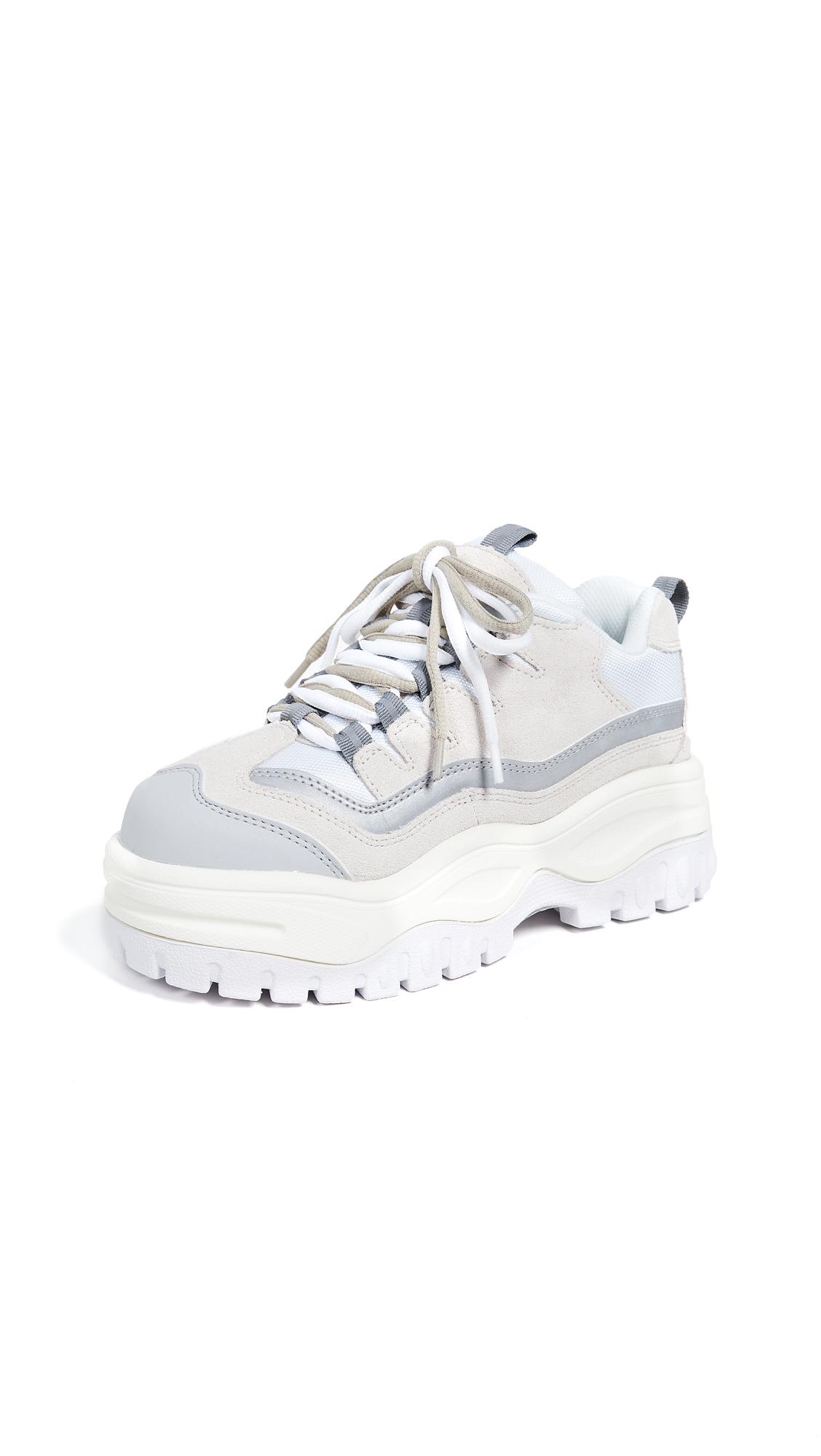 Jeffrey Campbell Pro Era Sneakers - White Multi