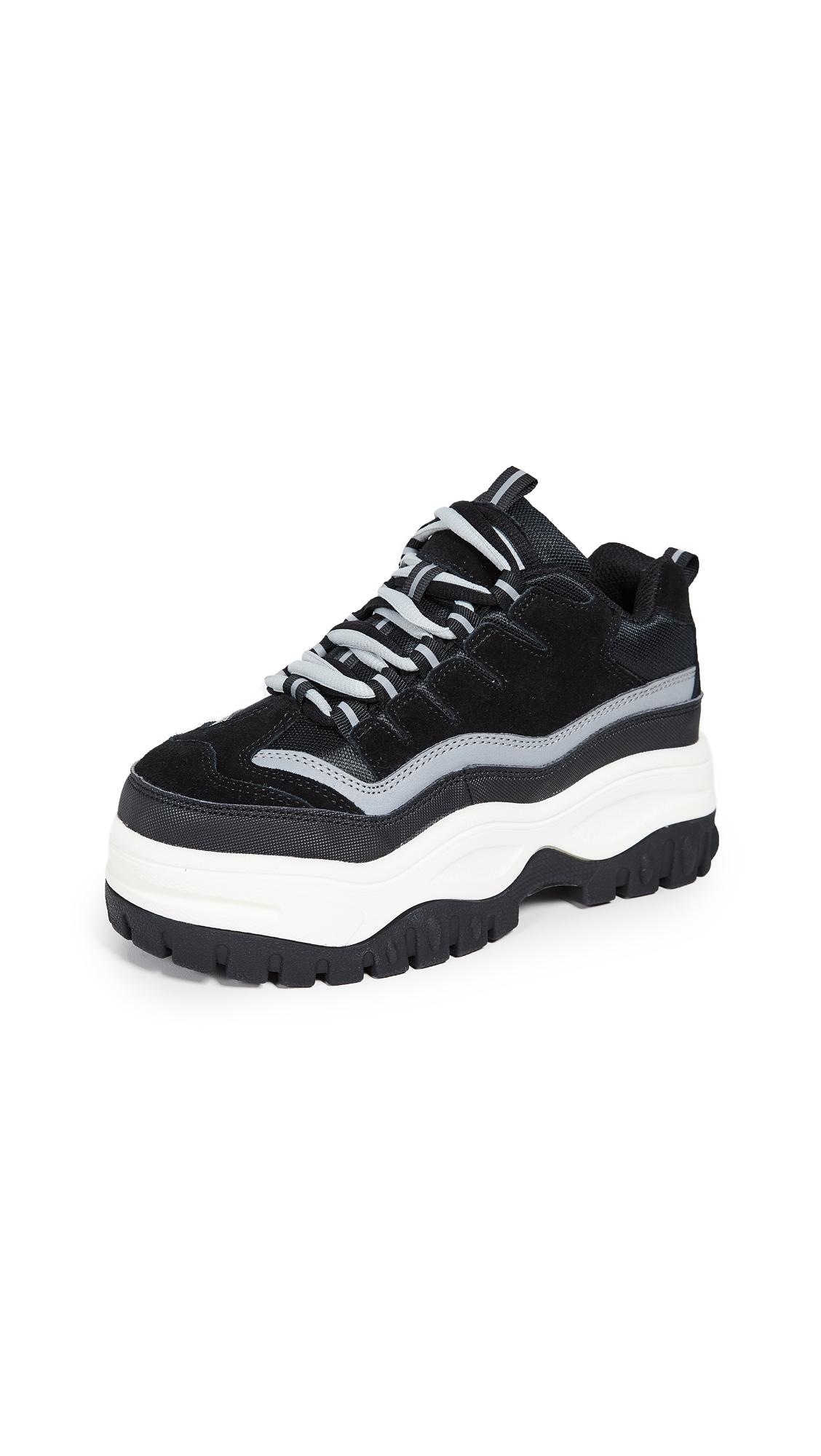 Jeffrey Campbell Pro Era Sneakers - Black