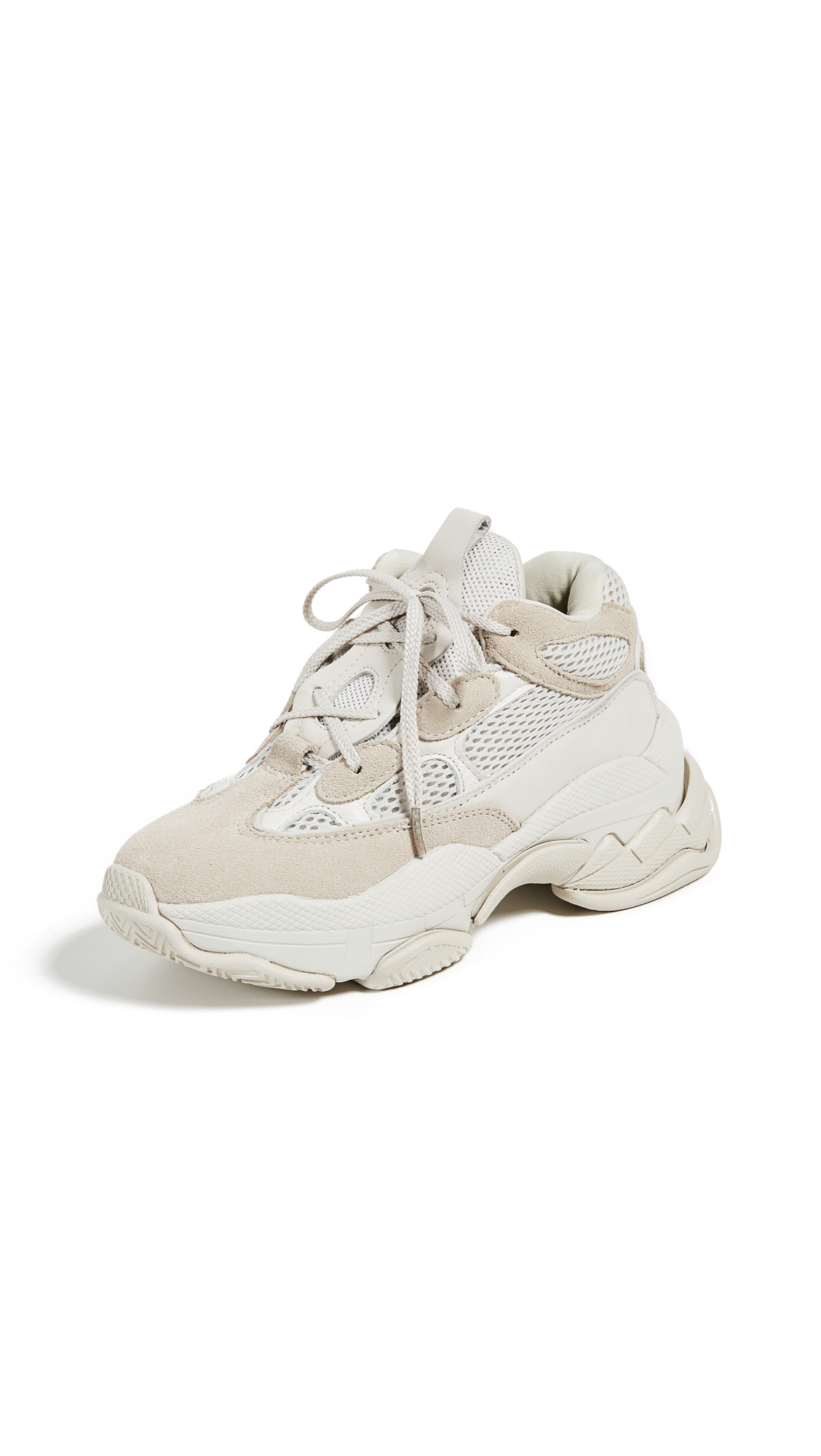 Jeffrey Campbell Hotline Dad Sneakers - Off White