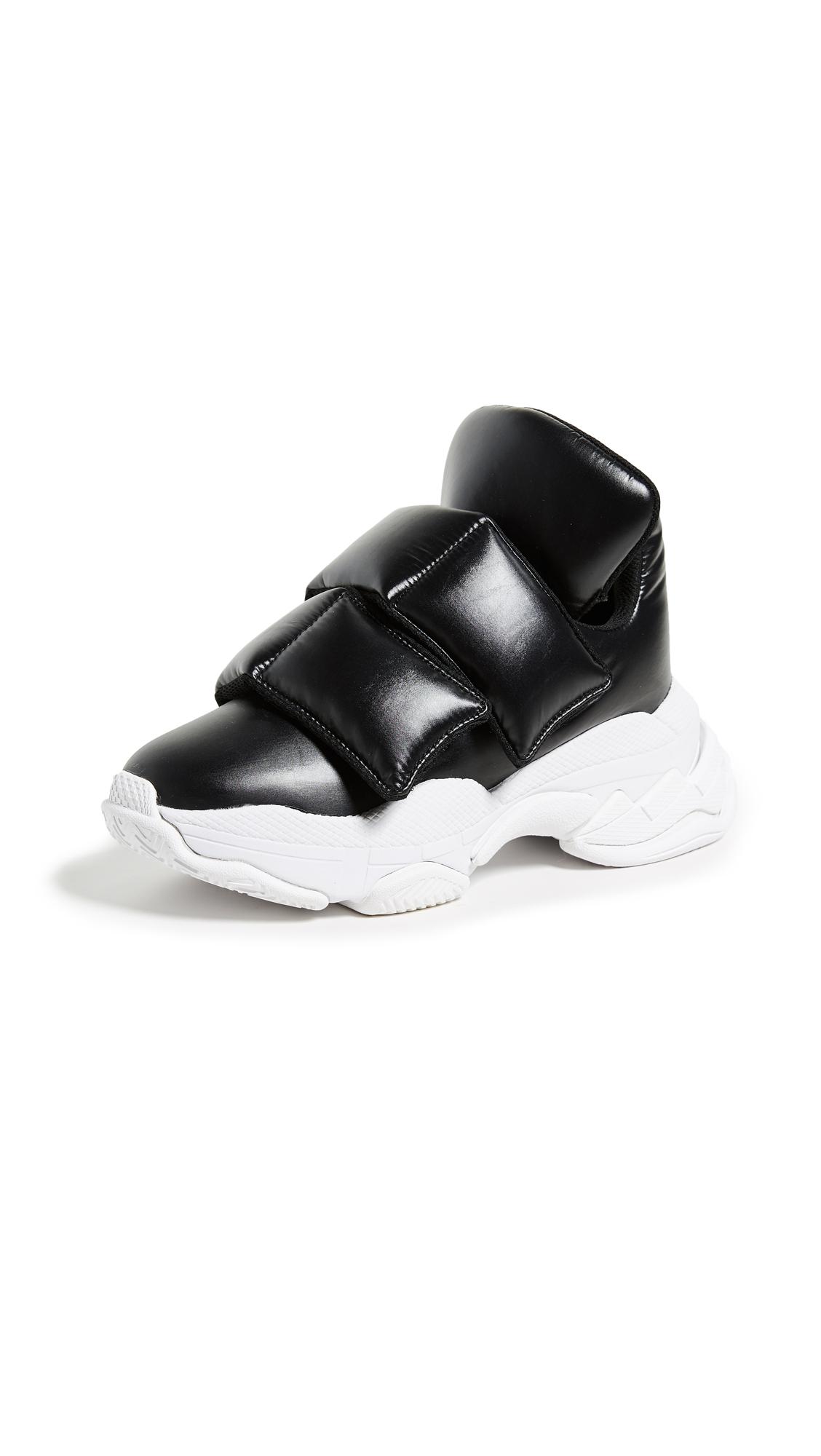 Jeffrey Campbell Retina Velcro Sneakers