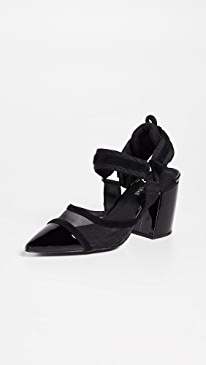 a96355c9ed1e Jeffrey Campbell. Atrophy Point Toe Slingbacks