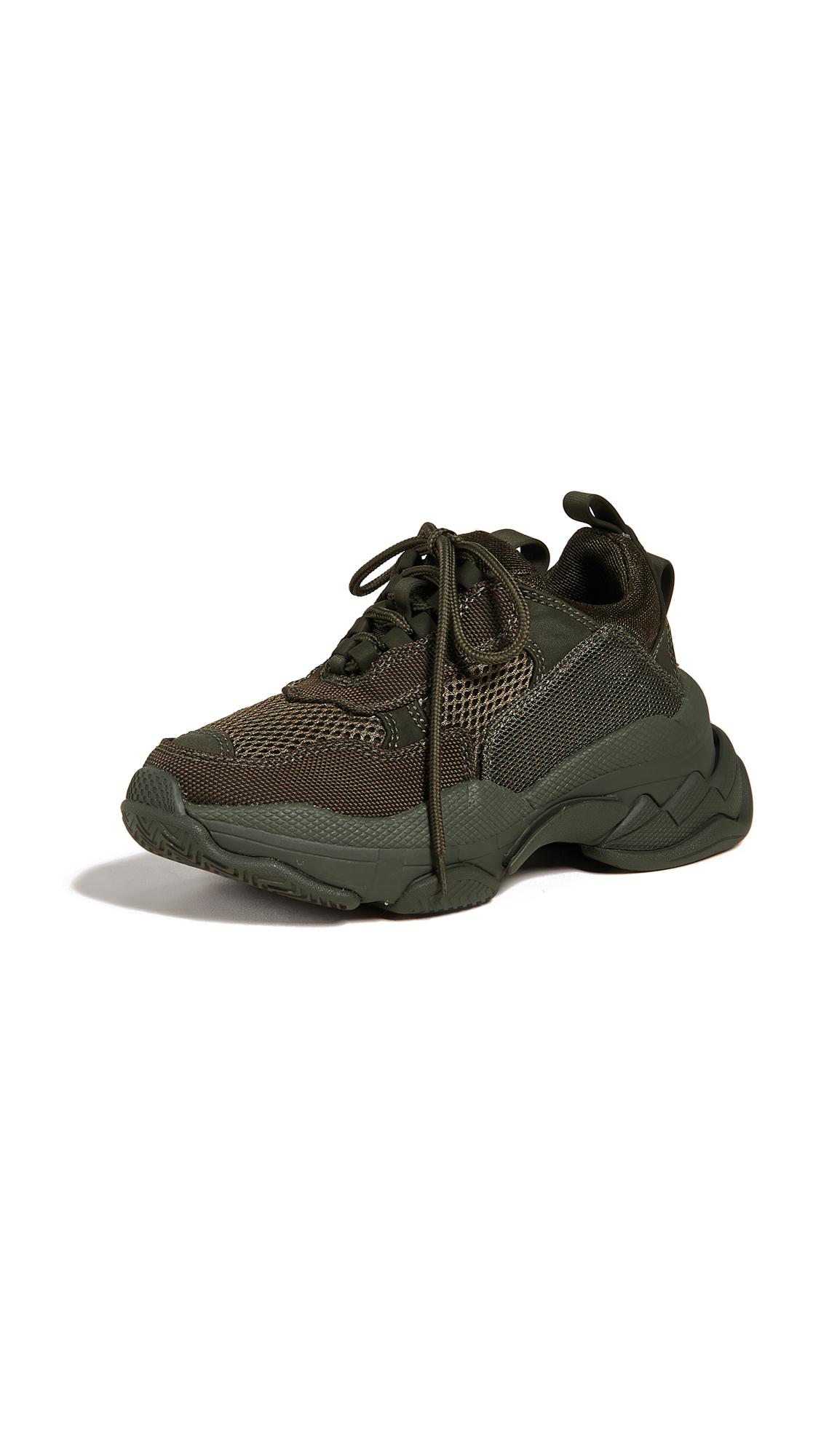 Jeffrey Campbell Lo-Fi Sneakers - Khaki