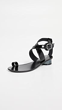 8fd649d2574037 Jeffrey Campbell. Harlowe Strappy Sandals