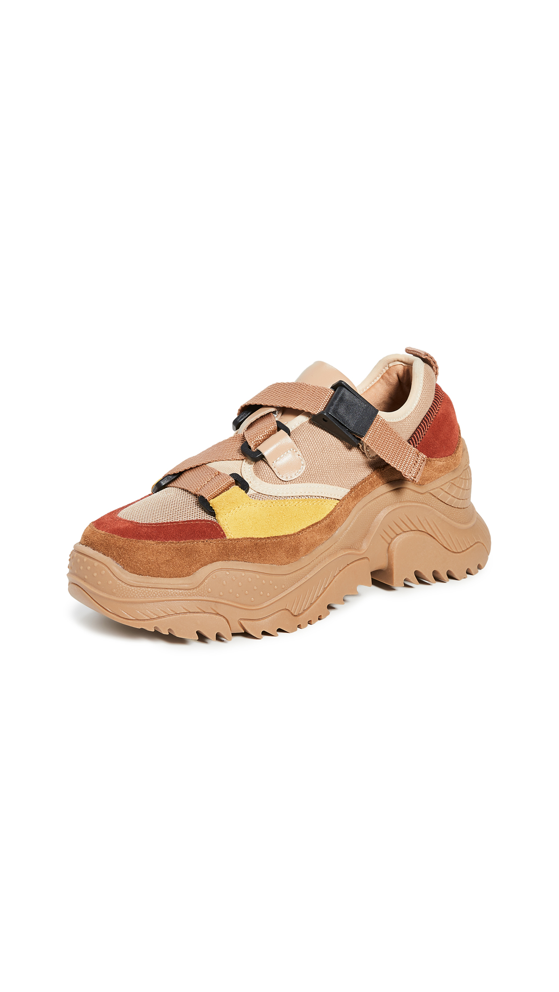 Buy Jeffrey Campbell online - photo of Jeffrey Campbell Climb Sneakers