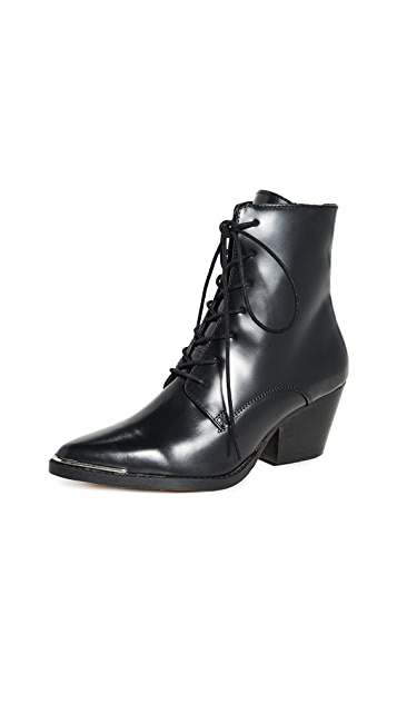 Jeffrey Campbell Kelam Lace Up Boots