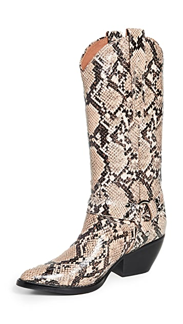 Jeffrey Campbell Armon Western Boots