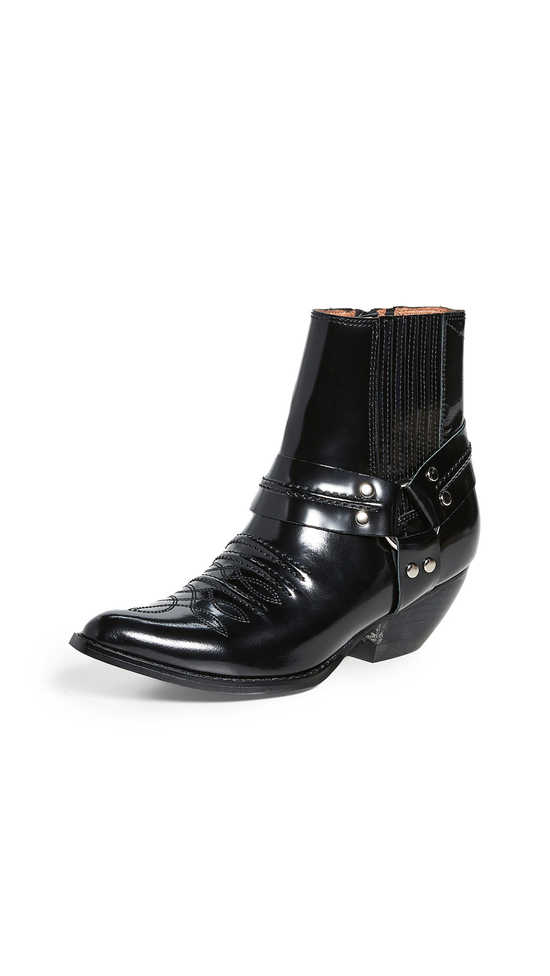 Buy Jeffrey Campbell online - photo of Jeffrey Campbell Norco Western Booties
