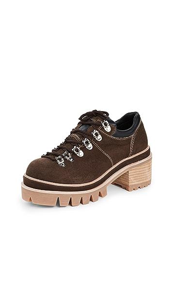 Jeffrey Campbell Czech Lug Sole Boots