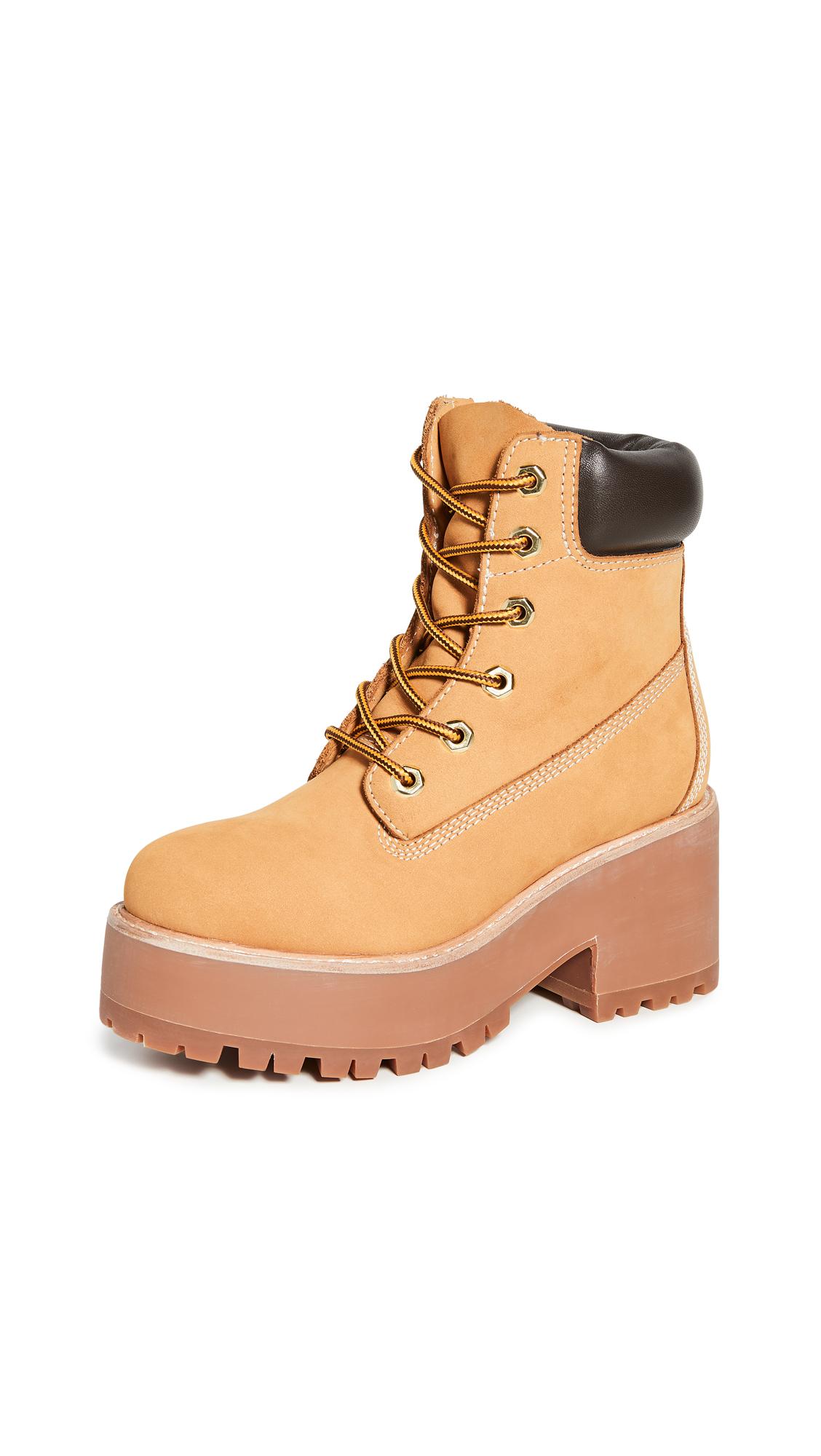 Buy Jeffrey Campbell online - photo of Jeffrey Campbell Bulldoze Boots