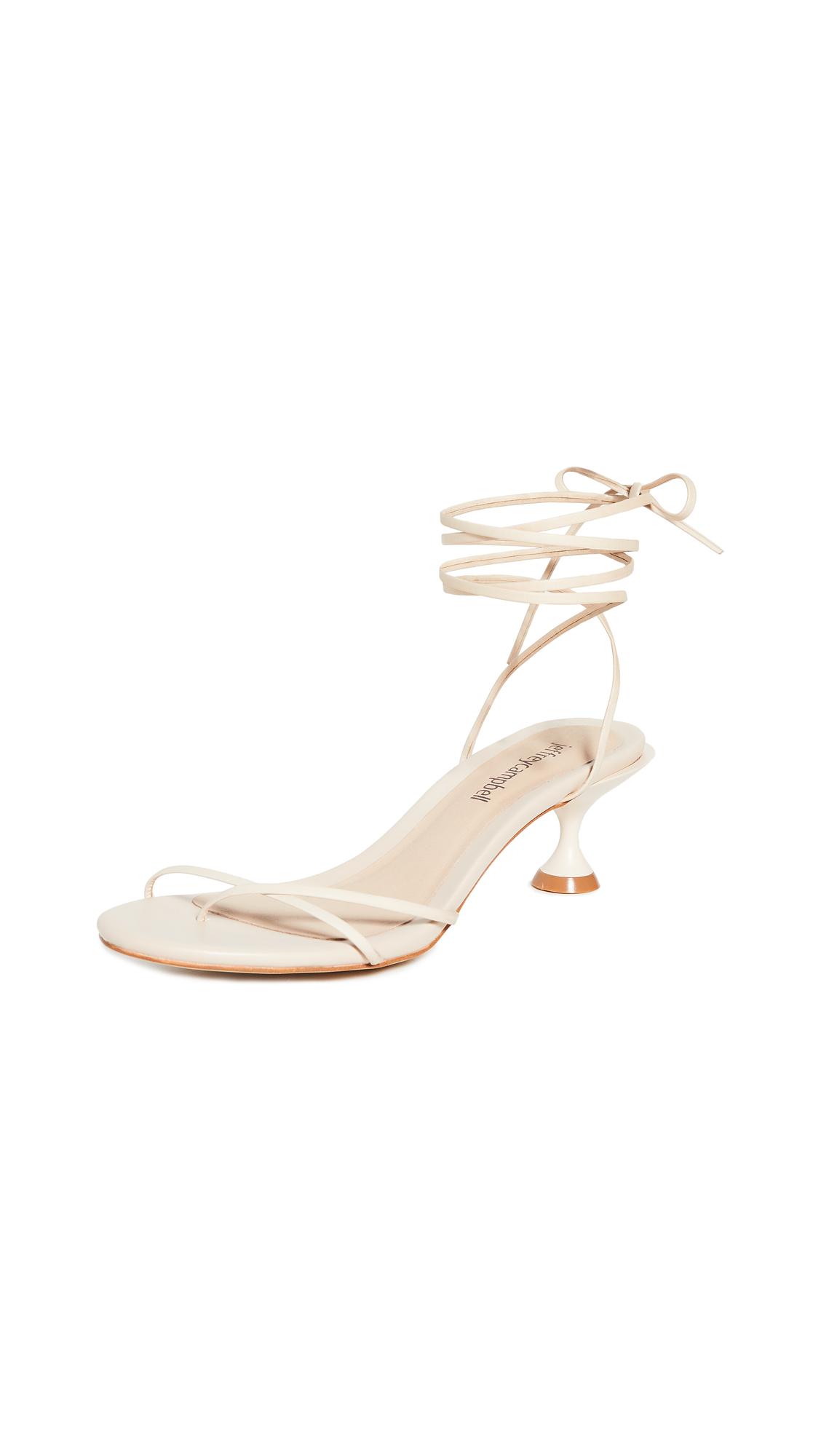 Buy Jeffrey Campbell online - photo of Jeffrey Campbell Khara Sandals