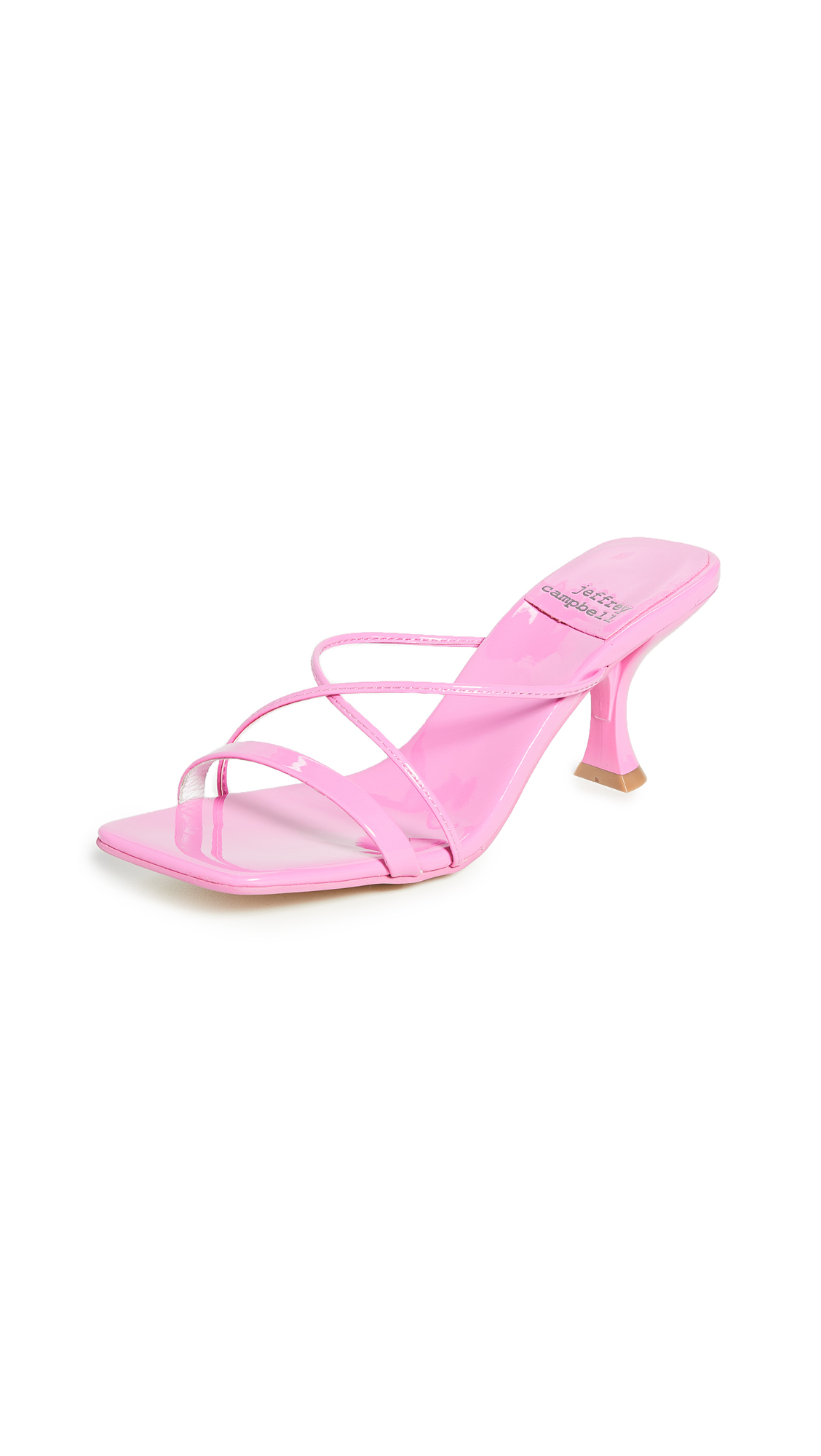 Buy Jeffrey Campbell online - photo of Jeffrey Campbell Mural 2 Sandals