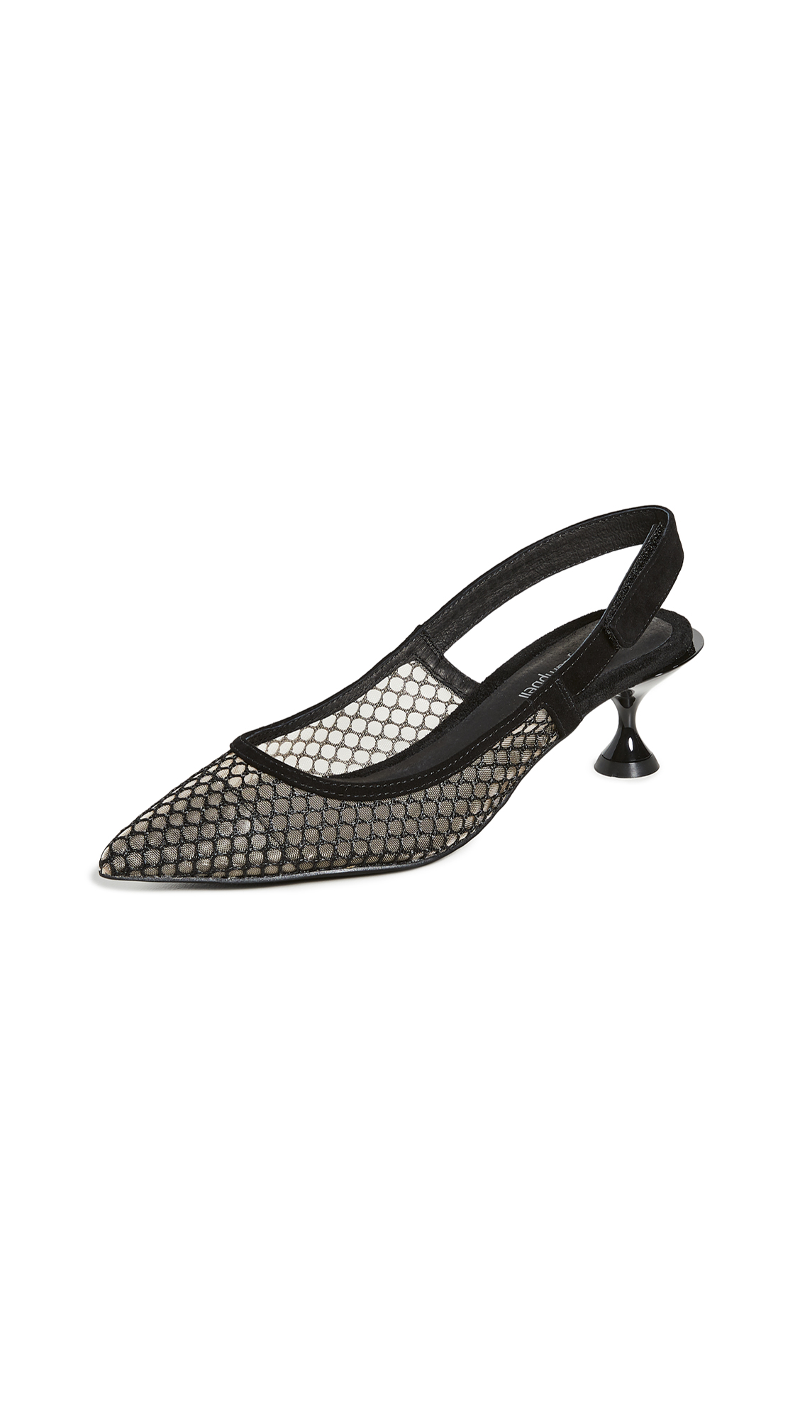 Jeffrey Campbell Emelia Hi Slingbacks – 40% Off Sale