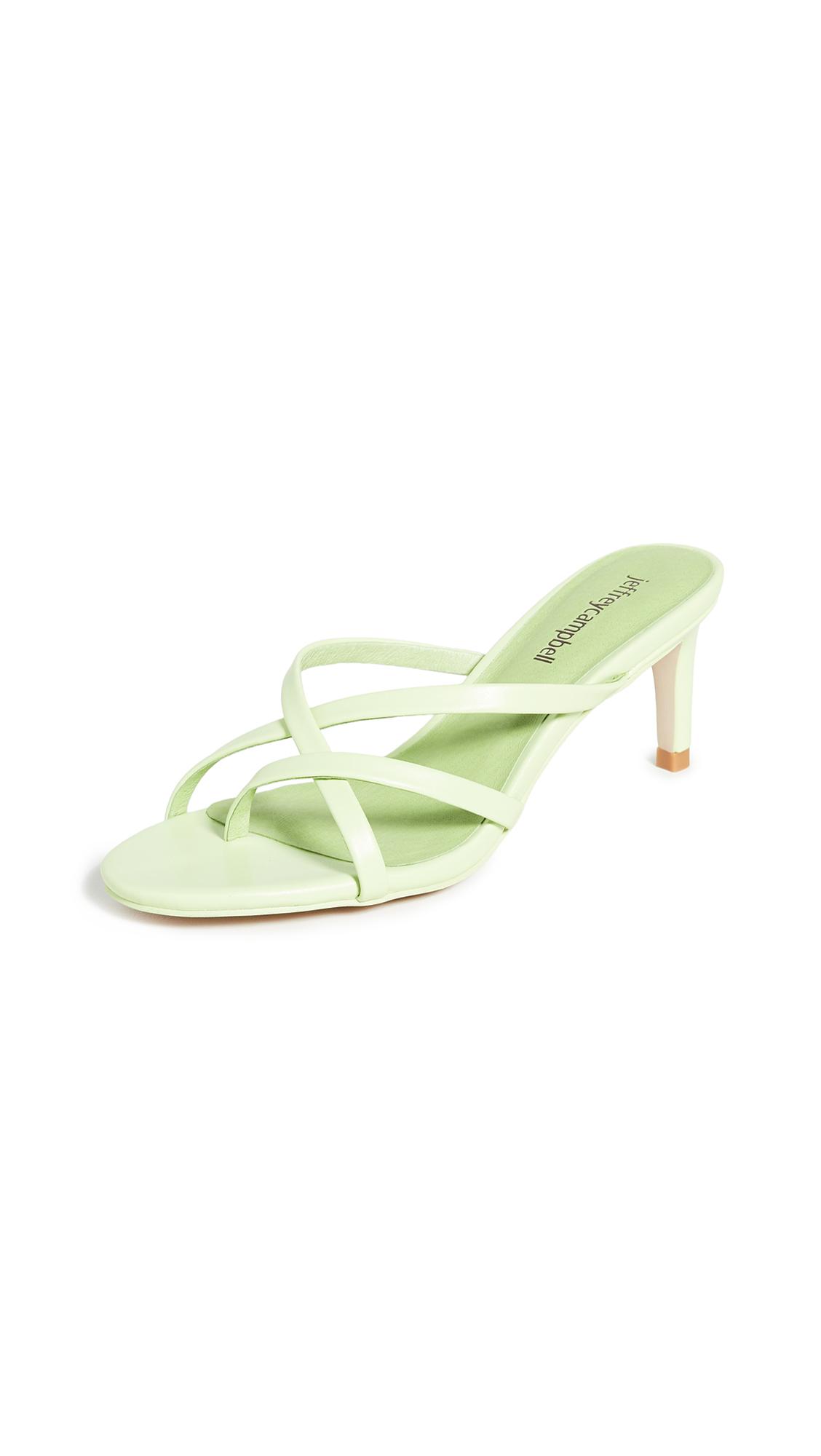 Photo of Jeffrey Campbell Ficelle Sandals - shop Jeffrey Campbell Sandals, Flat online