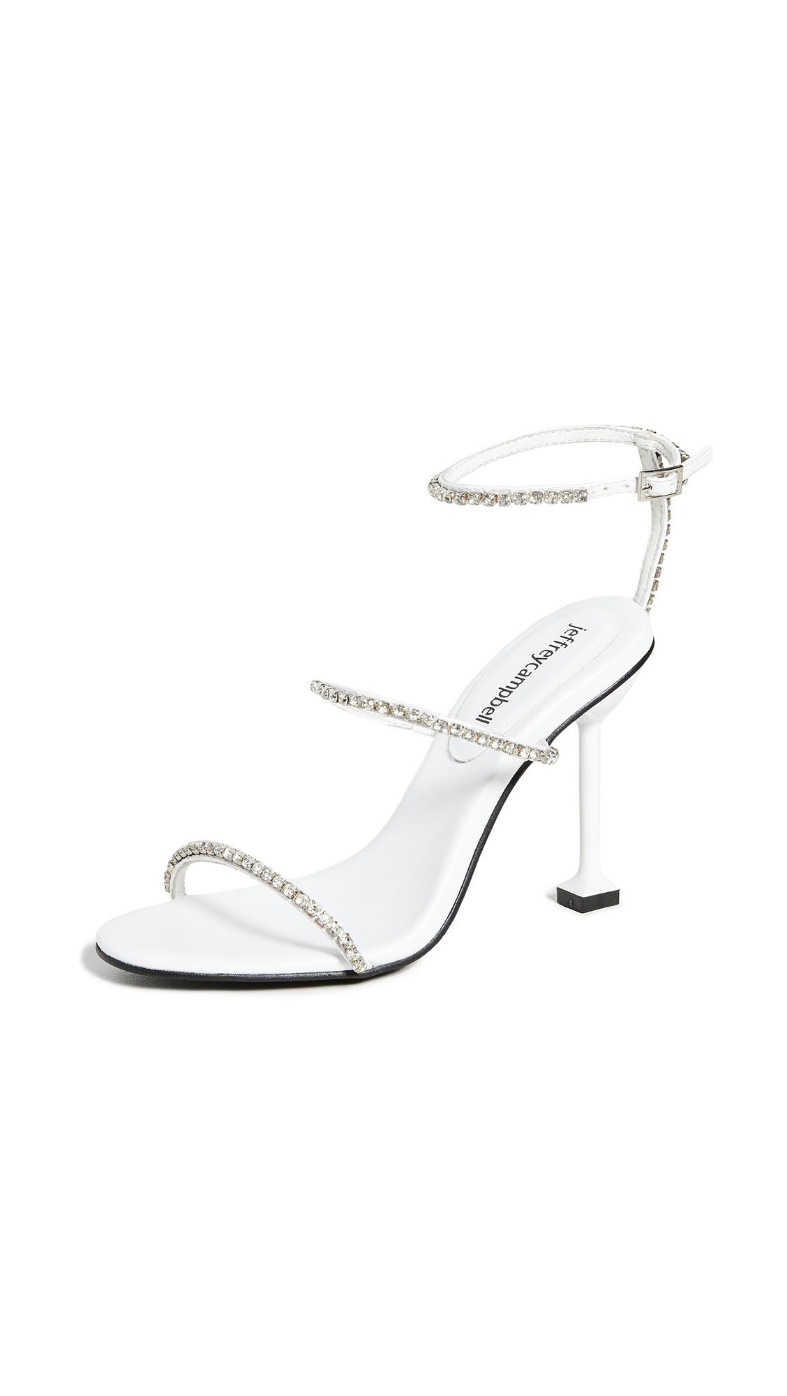 Jeffrey Campbell Demonic Sandals - 50% Off Sale