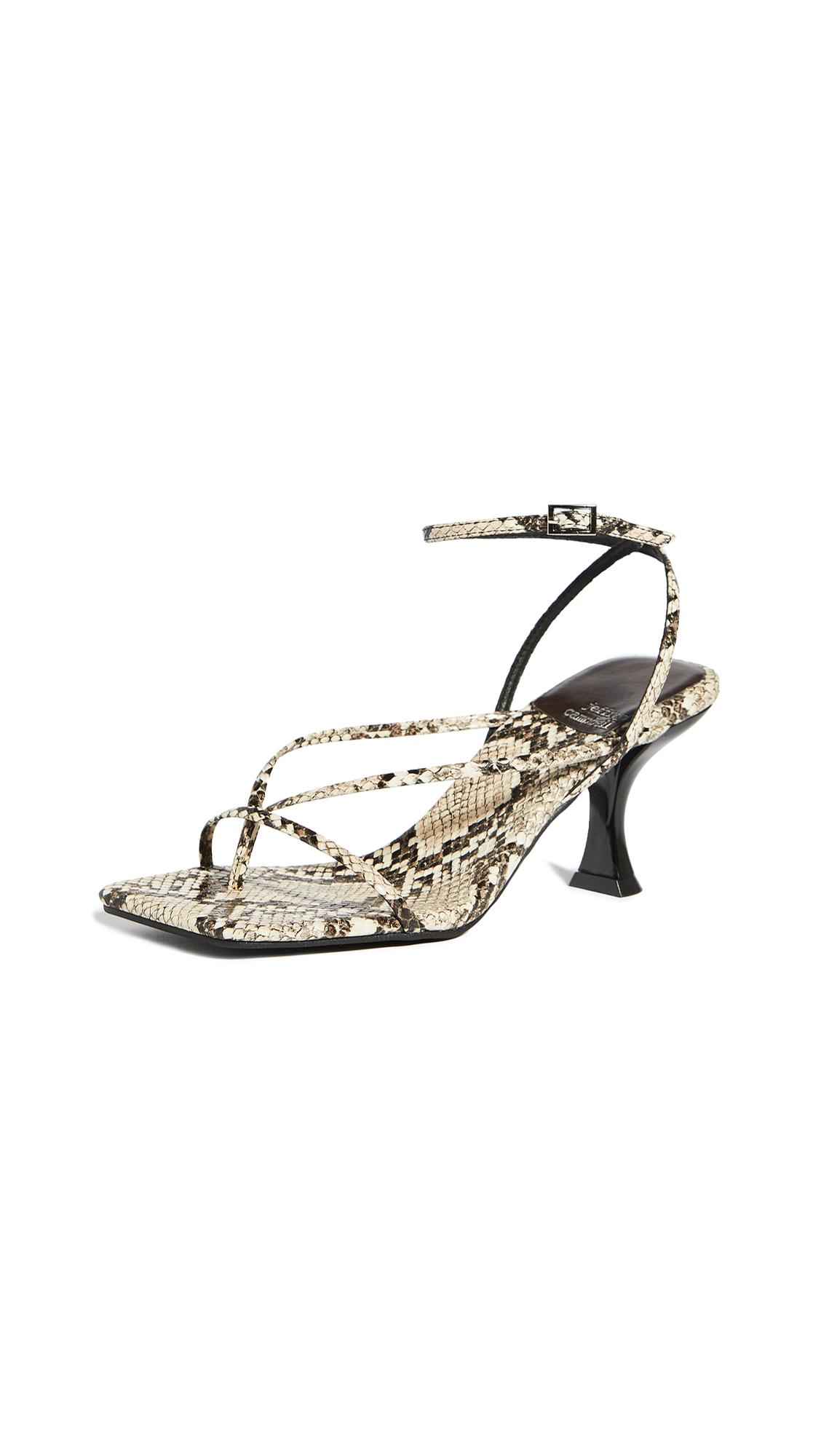 Jeffrey Campbell Fluxx Strappy Sandals