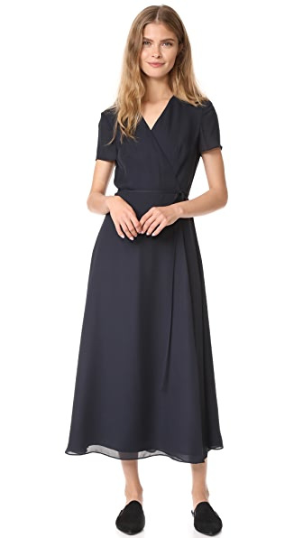 Jenni Kayne Wrap Dress - Navy