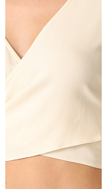 Jenni Kayne Wrap Tie Top