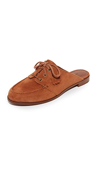 Jenni Kayne Deck Shoes - Saddle