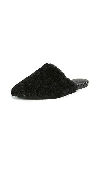 Jenni Kayne Shearling Slippers