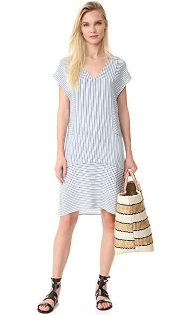 Jenni Kayne Sleeveless Caftan Dress