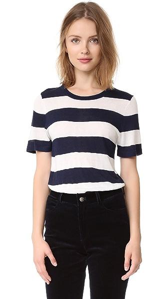 Jenni Kayne Rugby Stripe Shirt