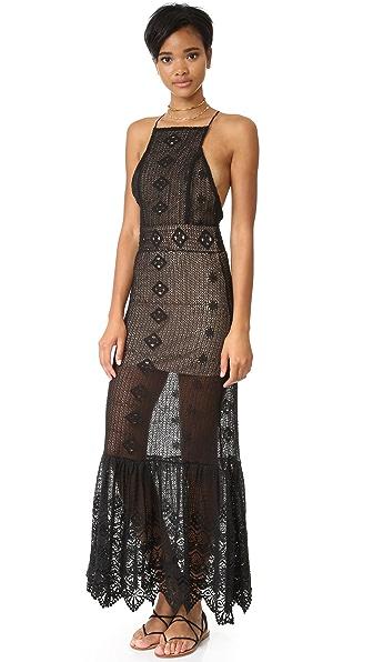 Jen's Pirate Booty Matrimony Maxi Dress
