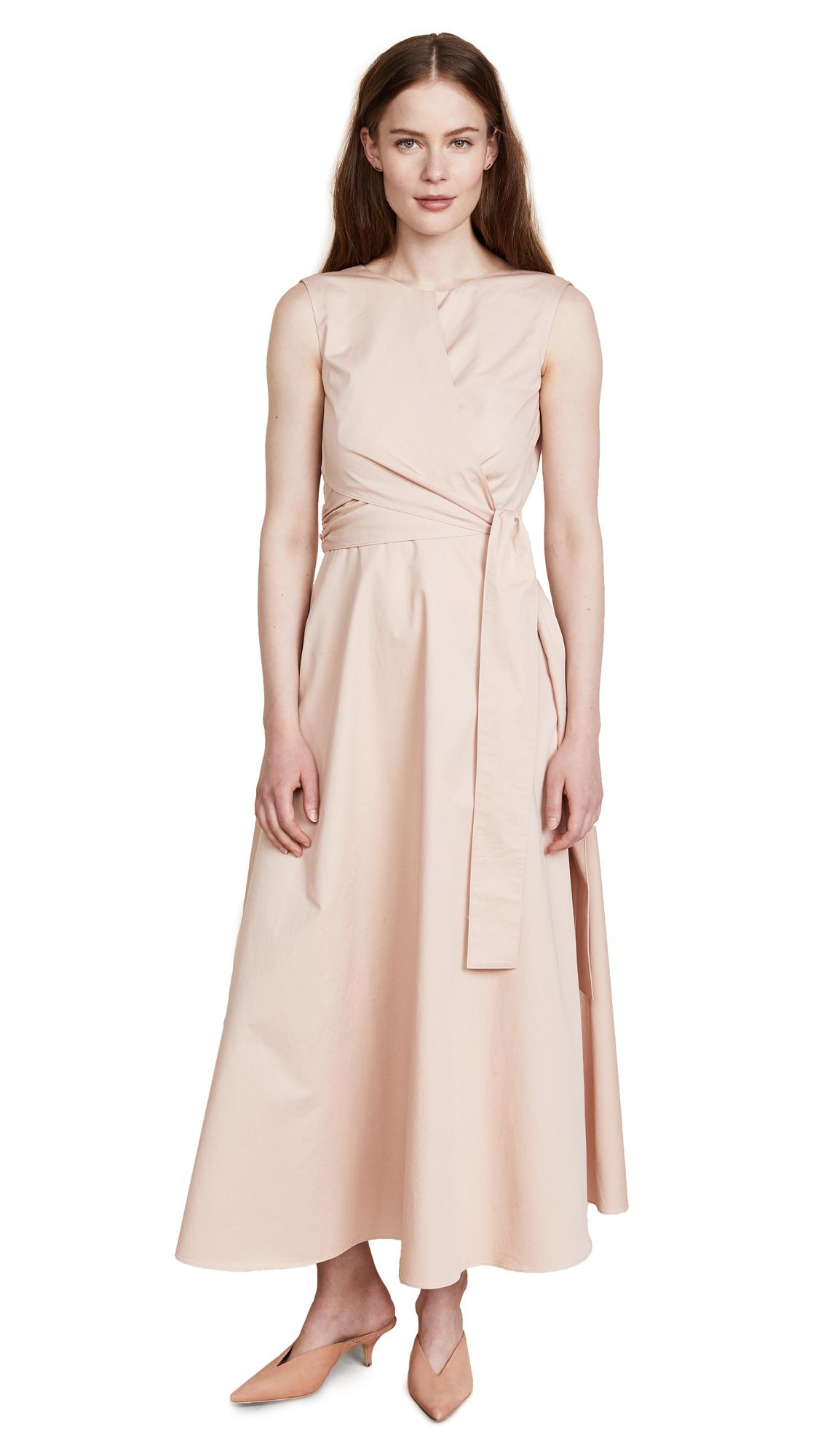 JENNY PARK Delin Maxi Wrap Dress