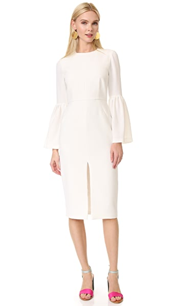 Jill Jill Stuart Bell Sleeve Dress