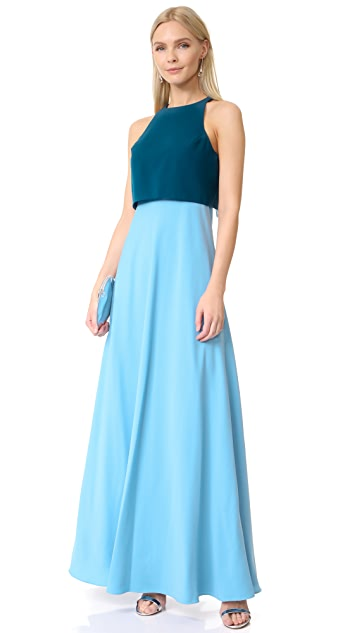Jill Jill Stuart Colorblock Dress