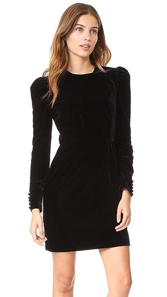Jill Jill Stuart Velvet Dress at Shopbop