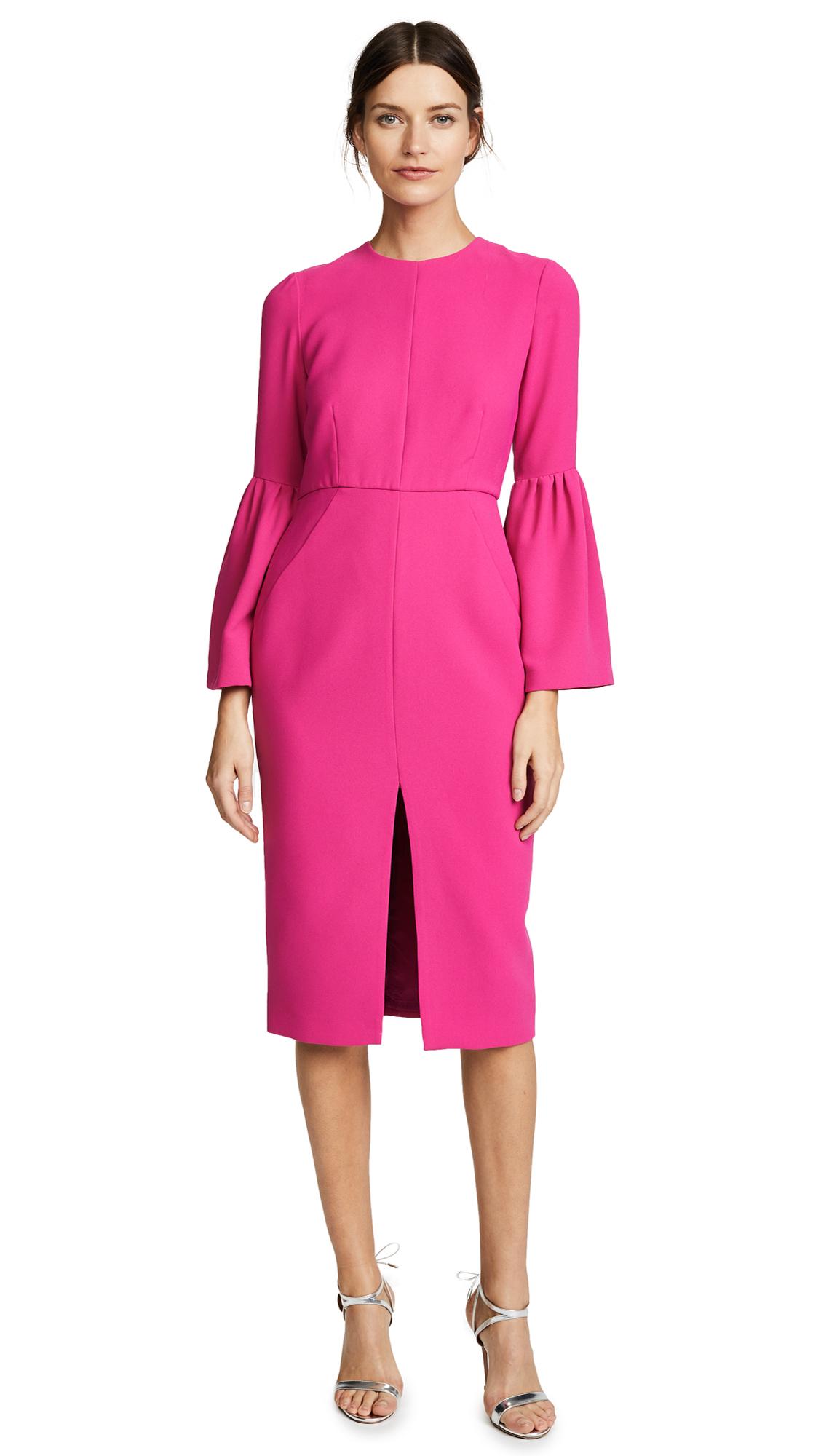 Buy Jill Jill Stuart online - photo of Jill Jill Stuart Bell Sleeved Dress