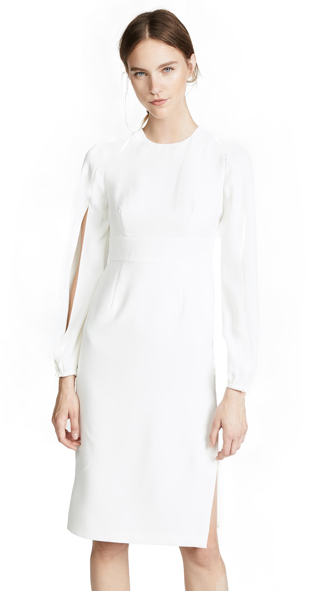 Jill Jill Stuart Crew Neck Dress