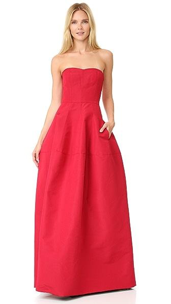 J. Mendel Bustier Gown