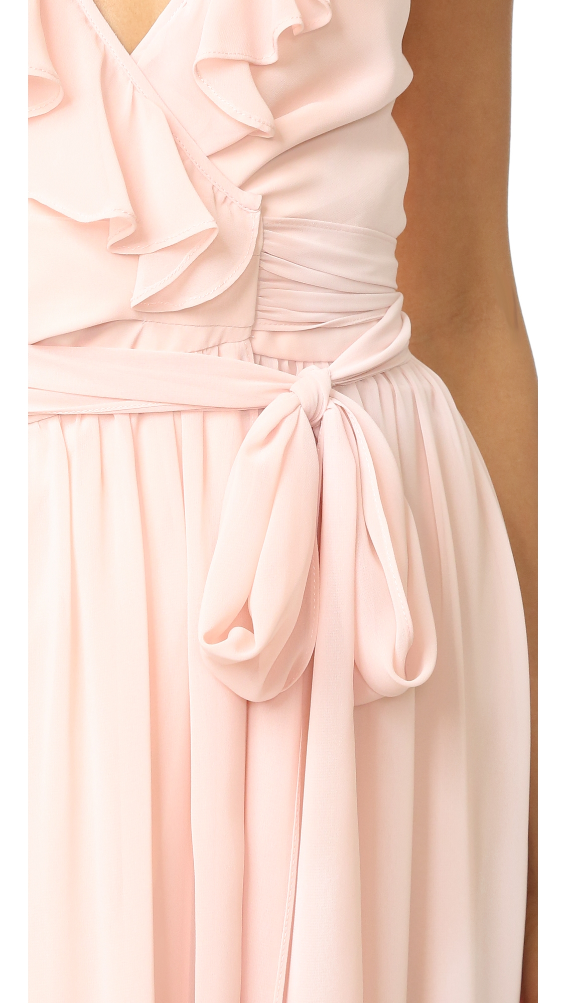 Платье с рюшами Lacey Joanna August  (JOANN3001450802112)