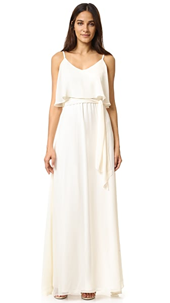 Joanna August Dani Maxi Dress In Going To The Chapel