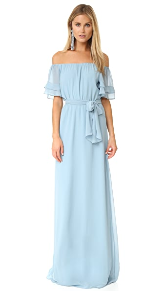 Joanna August Maggie Long Dress at Shopbop